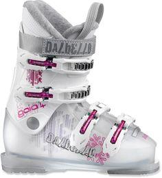 Dalbello Female Gaia 4 Ski Boots - Junior Girls' - 2012/