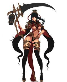 ArtStation - Character concept art, Daeho Cha