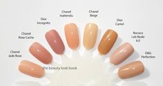 The Beauty Look Book: Chanel Beige 565 Le Vernis - First Look