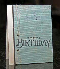 WaterDots: Happy Birthday, CSC104! Masculine