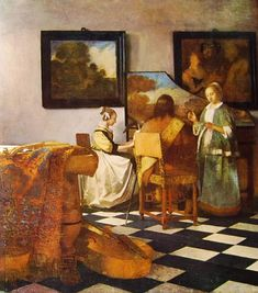 dipinti originali rinascimento - Google Search