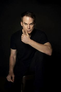 Dexter Morgan well hi there yummy