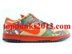 cheaper 9bc06 6a9f4 Hunter Orange Blaze Nike Dunk Low Pro SB Internet Sales
