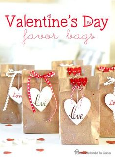 Place Cards, Place Card Holders, Gift Wrapping, Valentines, Wraps, Places, Gifts, Diy, Butcher Paper