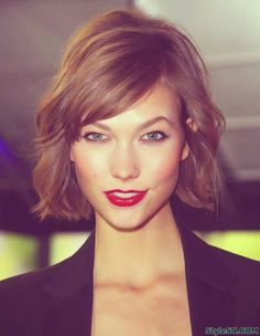img1aefc4f6c394af22d8f38489cdb3c4ff Good short wavy bob hairstyles 2014