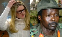 2-19-15 BB State Dept Spokesman Marie Harf named Joseph Kony as example of Christian terrorist. Problem is that Kony has been funded for years by Muslim terrorist state.
