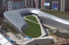Il Bim e il Dongdaemun Design Plaza di Zaha Hadid: un'analisi del progetto | Ingegneri.info