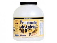 Proteinato de Cálcio Instantâneo 23% 4Kg - Integralmédica com as melhores condições você encontra no Magazine 123claudia. Confira!