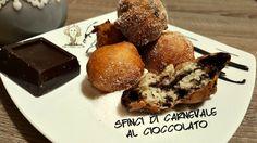 Sfinci+di+carnevale+al+cioccolato