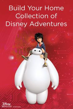 Baymax-imize your family's together-time with worlds of action, thrills and fun, delivered to your door. Get 4 Disney Movies for $1. With membership. See details. Plus free shipping on initial order.