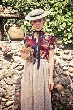Precioso estilo provenzal de la firma Kolonaki http://www.kolonaki.es/