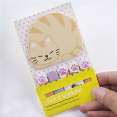Adhesive Or Not: Yes Magnetism: No Function: Decoration Feature: Self-Adhesive Customized: No Model Number: N1017 Style: Memo Pads SIZE: 12.5 x 7.5cm