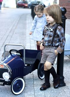 France in Poland | Vivi & Oli-Baby Fashion Life