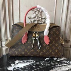 13889beb998c Shop Louis Vuitton Monogram Tuileries women s handbag