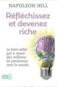 Réfléchissez et devenez riche - Napoléon Hill #devperso #leadership #lecture #inspiration #reading #inspiring #mycmag #mycoachingmag Napoleon Hill, White Out, Leadership, Reading, Inspiration, Inspirational Readings, Personal Development, Inspirational