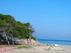 Otranto, spiaggia Alimini