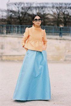 modest maxi skirt full floor length muslim hijab tznius jewish mormon lds christian pentecostal stylish fashion islamic
