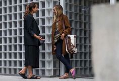 The Latest Street Style Photos From New York Fashion Week  September 2015