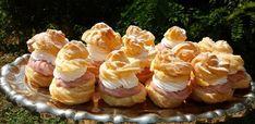 Képviselőfánk két különlegesen finom krémmel! Elmondhatatlanul finomak lettek! - Bidista.com - A TippLista! Cheesecake, Keto, Baking, Food, Amigurumi, Cheese Cakes, Bakken, Eten, Bread