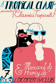 It's Nice That : Let Sarah Mazzetti blow you away with her beautiful illustrative posters