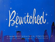 Bewitched. I used to wish I could just twinkle my nose to clean my room.