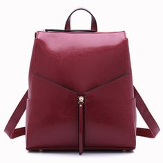 Brand New Trendy Stylish Women's leather backpack