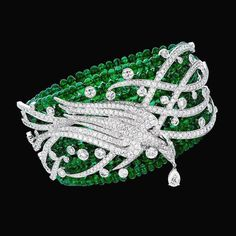 The Best simple diamond bracelets Bird Jewelry, Jewelry Accessories, Vintage Jewelry, Jewlery, Diamond Bracelets, Bangle Bracelets, Bangles, Emerald Jewelry, Diamond Jewelry