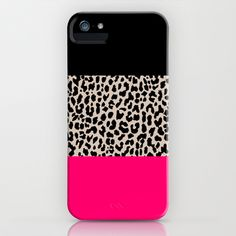 Leopard National Flag IV iPhone & iPod Case by M Studio - $35.00