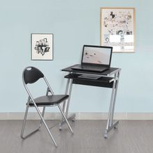 Computer Desk and chair set Black Laptop Computer Stand Table Desk New Design For Reading Ipad Standing Laptop Computer Desk(China…