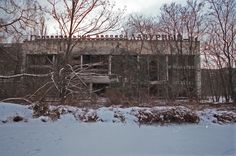 Pripyat, Chernobyl.
