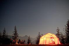camping #PembertonFest// pembertonmusicfestival.com