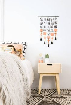 IKEA Mid Century Modern Style Hacks for your Home Century IKEA Mid Century Modern Style Hacks for your Home Century Modern EKET Wall-mounted storage combination - multicolor 1 - IKEA Canvas Print DIY Modern Blanket Ladder Ikea Hacks, Malm Bed Frame, Classic Furniture, Diy Furniture, Furniture Design, Industrial Furniture, Furniture Plans, Bedroom Furniture, Furniture Movers
