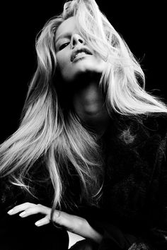 Publication: Oyster Australia Issue: #101 Fall 2012 Title: Dark Matter Model: Marloes Horst Photography: Billy Kidd