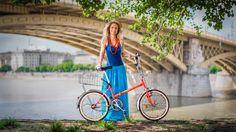 Ágnes, 29, cyclist a