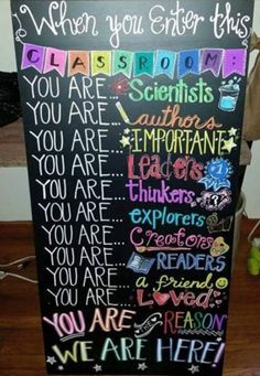 Classroom Decor For Elementary School Kids