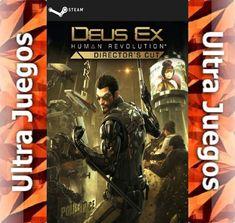 Deus Ex: Human Revolution Director's Cut (STEAM KEY) DIGITAL