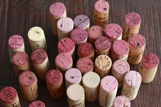 corks before trimming