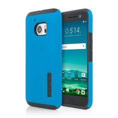 Incipio HTC 10 Dual PRO Case - Cyan / Charcoal