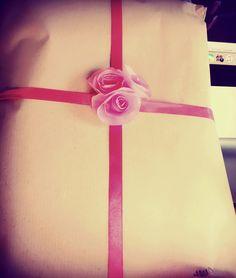 Pacchetti regalo #idee#fioridicarta