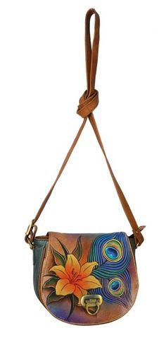 painted designer handbags | Anuschka Hand-Painted Designer Handbags