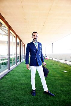 #Outfit para la MFSHOWmen ,fotos de la revista GQ #Gentleman