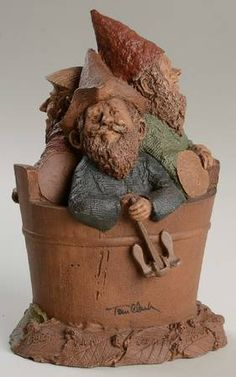 Tom Clark Tom Clark Gnomes Butch, Wick And Biscuit - No Box Tom Clark, Santa Clause, Where The Heart Is, Gnomes, Fairies, Biscuit, Miniatures, Teddy Bear, Toys