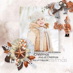 Digital Art :: Kits :: Tinkling of Christmas - full kit