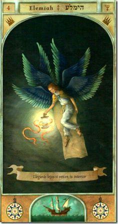 ELEMIAH, Dios oculto. Se le debe invocar : del 5 al 9 de abril (aprox.). Los nacidos en estas fechas …Share the joy