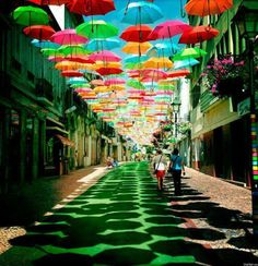 Amazing Street in Portugal