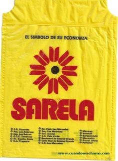 Sarela   Perfumería Sarela - Cuando era Chamo - Recuerdos de Venezuela