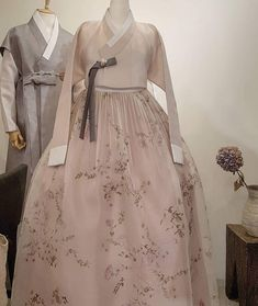 Our haute couture, beautiful The Dan Hanbok. Made just for you, for your special day. Korean Traditional Dress, Traditional Fashion, Traditional Dresses, Hanbok Wedding, Muslimah Wedding Dress, Dress Outfits, Casual Dresses, Fashion Dresses, Dress Up