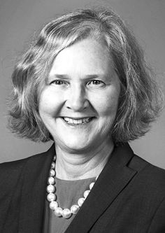 Elizabeth H. Blackburn Nobel Prize winner for the discovery of how chromosomes are protected by telemeres and the enzyme telomerase.