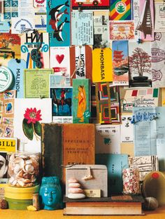 real-life pinboards