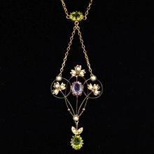 Suffragette Necklace